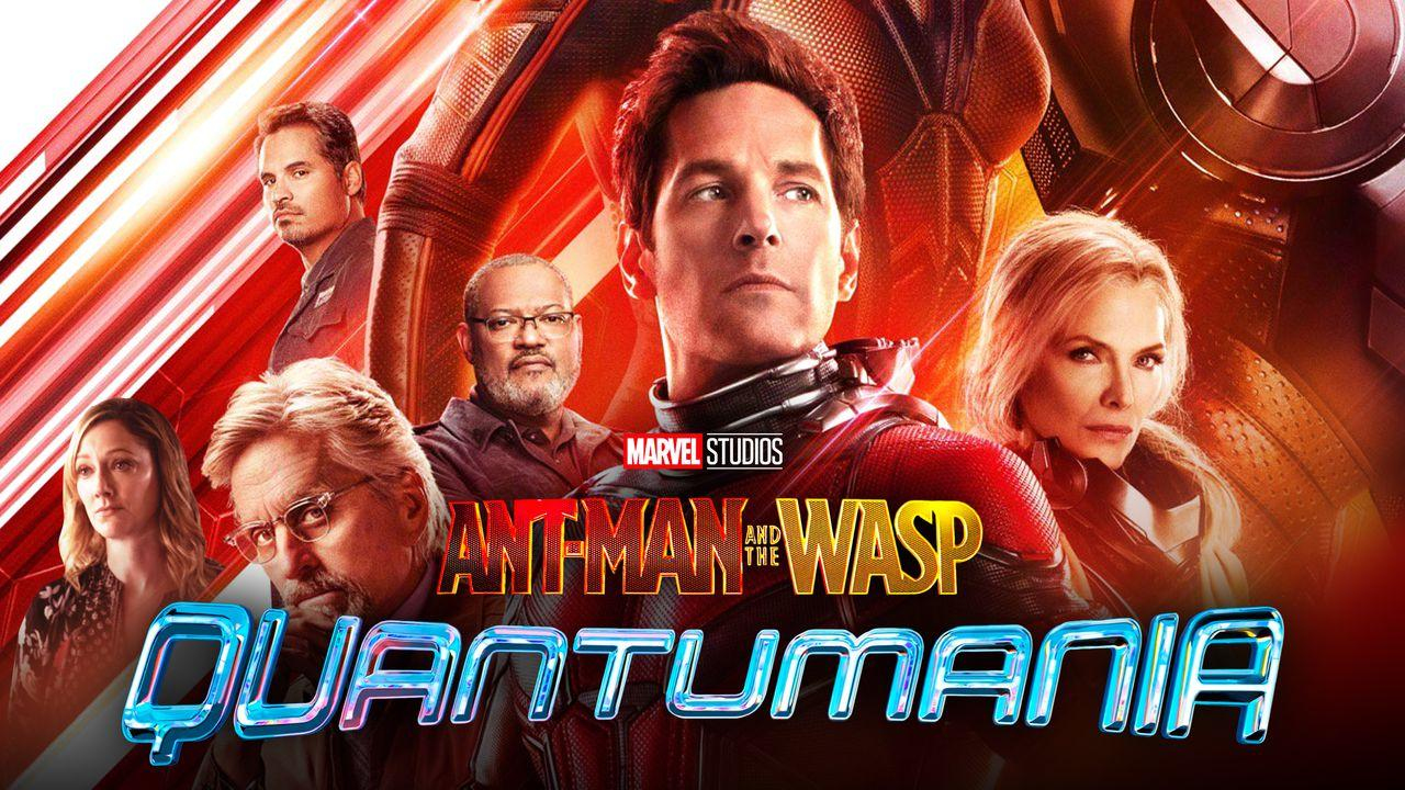 Ant-Man and the Wasp Quatumania characters