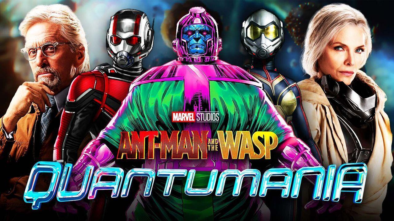 Ant-Man 3 and Wasp Quantumania, Kang, Hank Pym, Janet