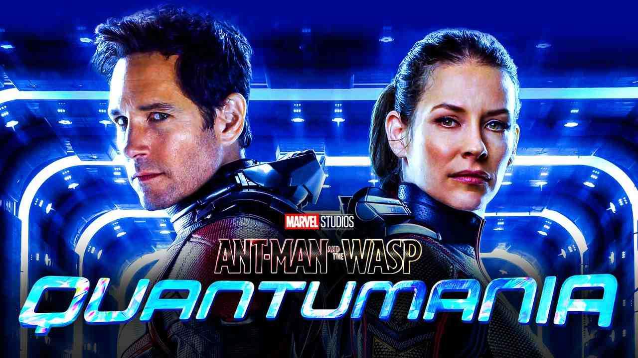 Ant-Man Wasp Quantumania Logo