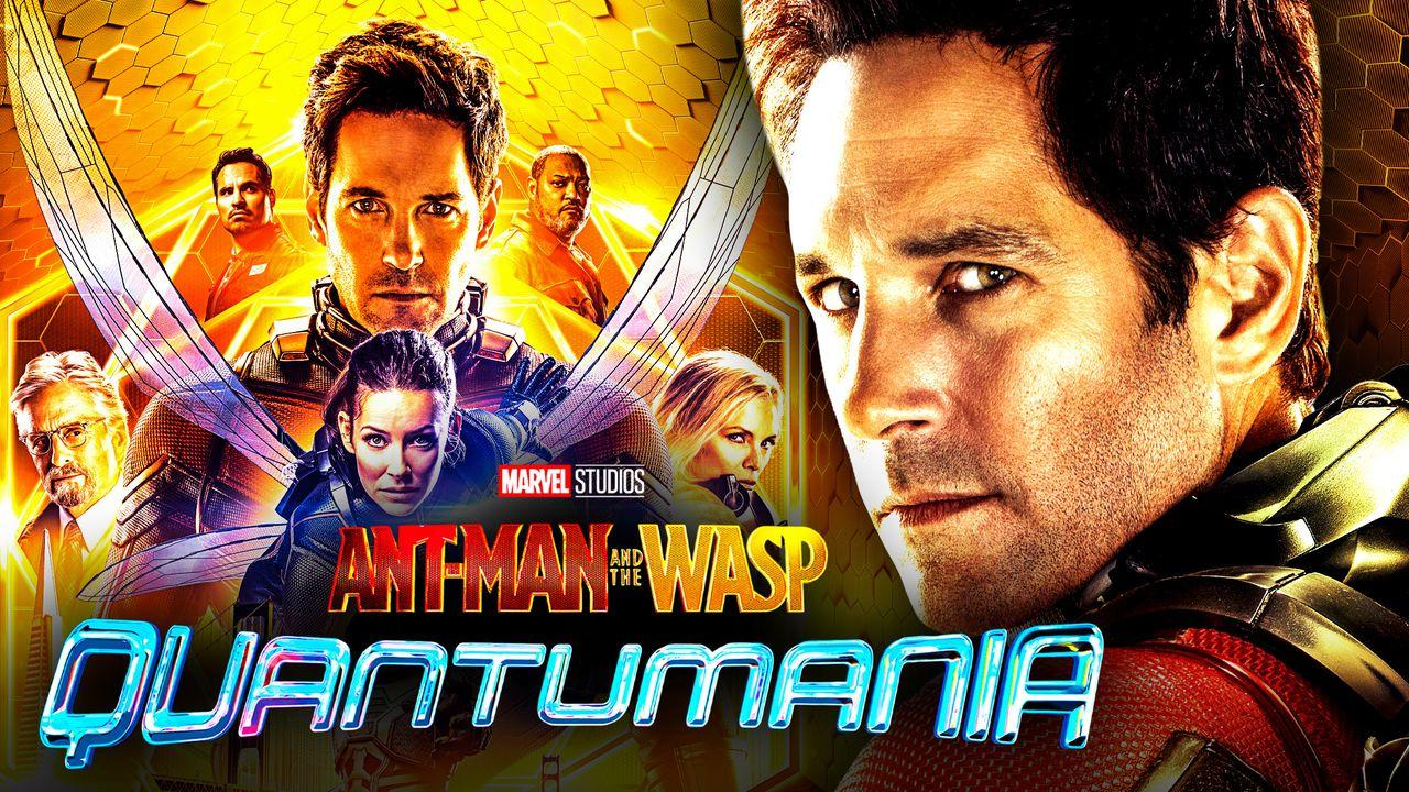 Ant-Man 3 and the Wasp Quantumania Paul Rudd