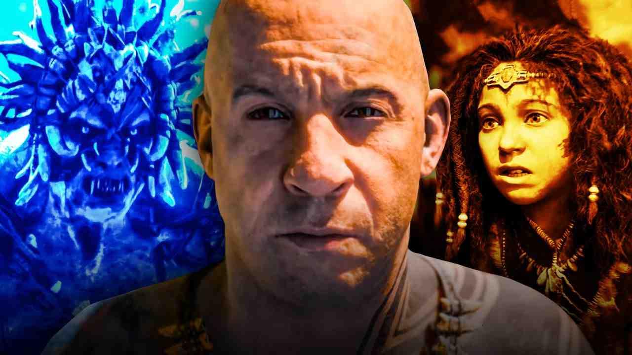 Vin Diesel in ARK 2
