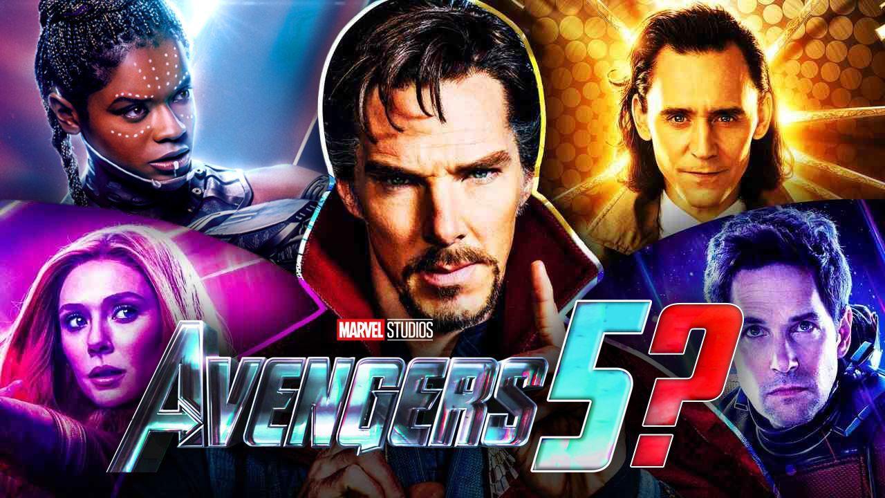 Avengers 5 Heroes