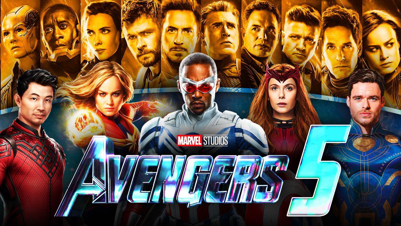 Marvel, MCU, Avengers