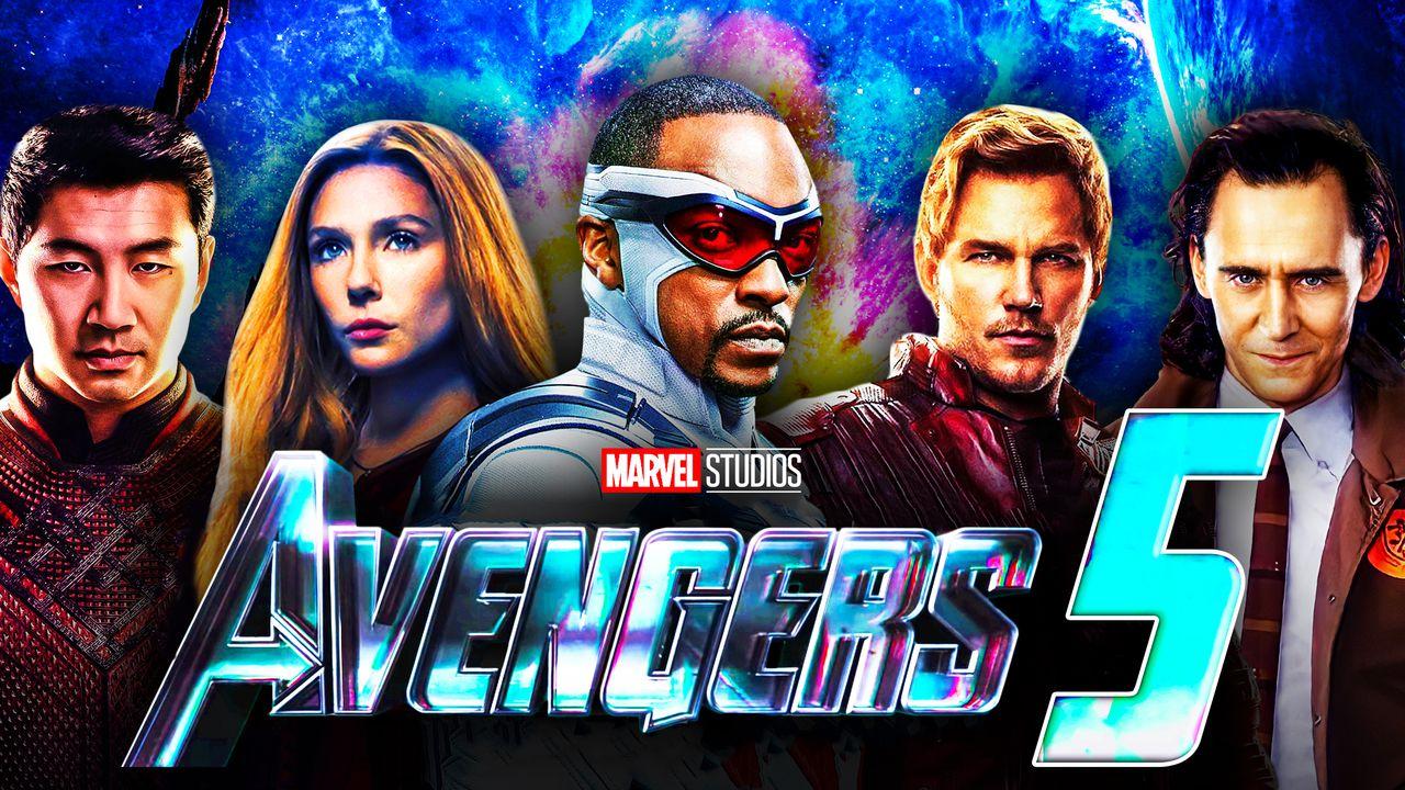 Avengers 5 Villain Marvel
