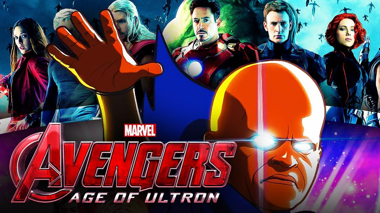 The Watcher, Avengers Age of Ultron characters