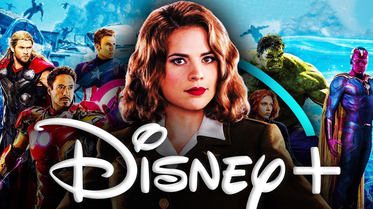 Agent Carter Disney Plus Avengers