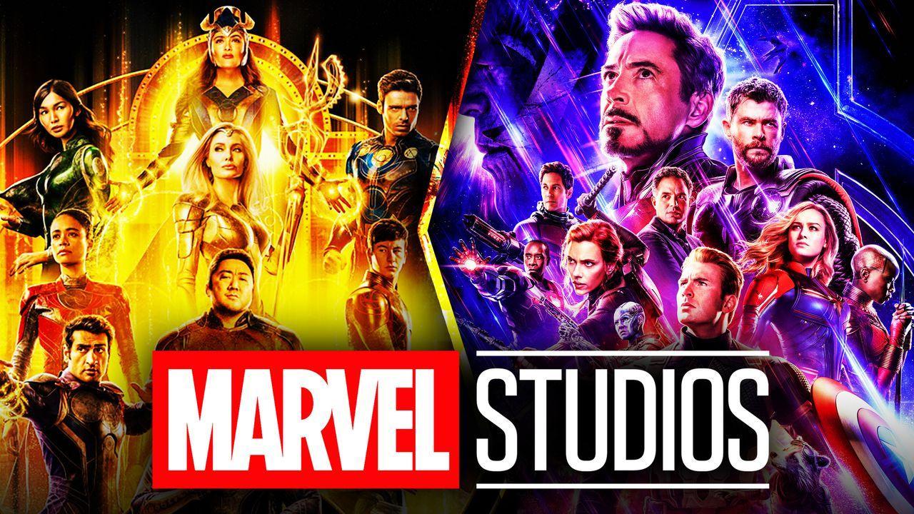 Eternals Poster, Avengers: Endgame, Avengers, MCU, Marvel Studios