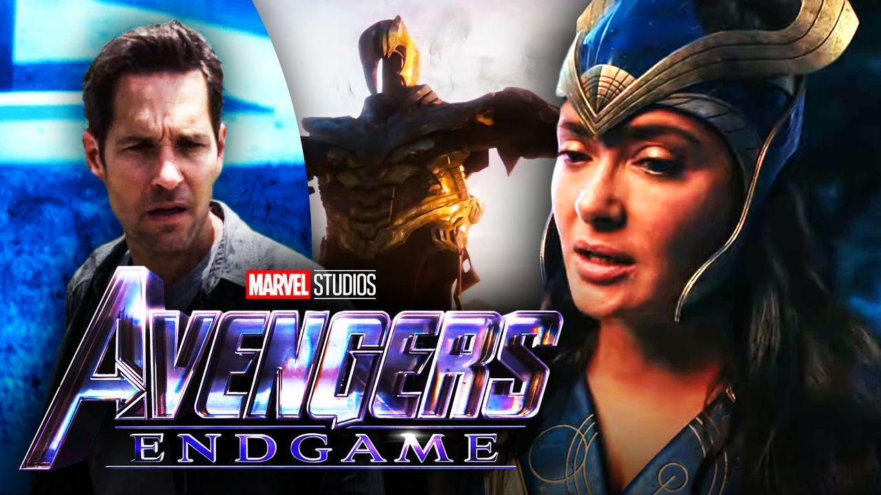 Eternals Salma Hayek, Avengers Endgmae