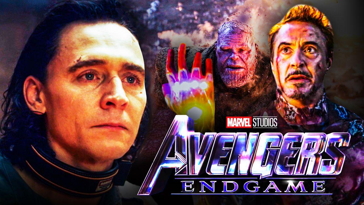 Avengers Endgame Loki MCU