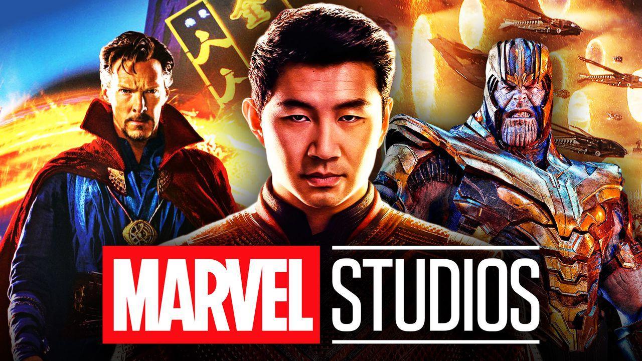 Shang-Chi, Doctor Strange, Thanos