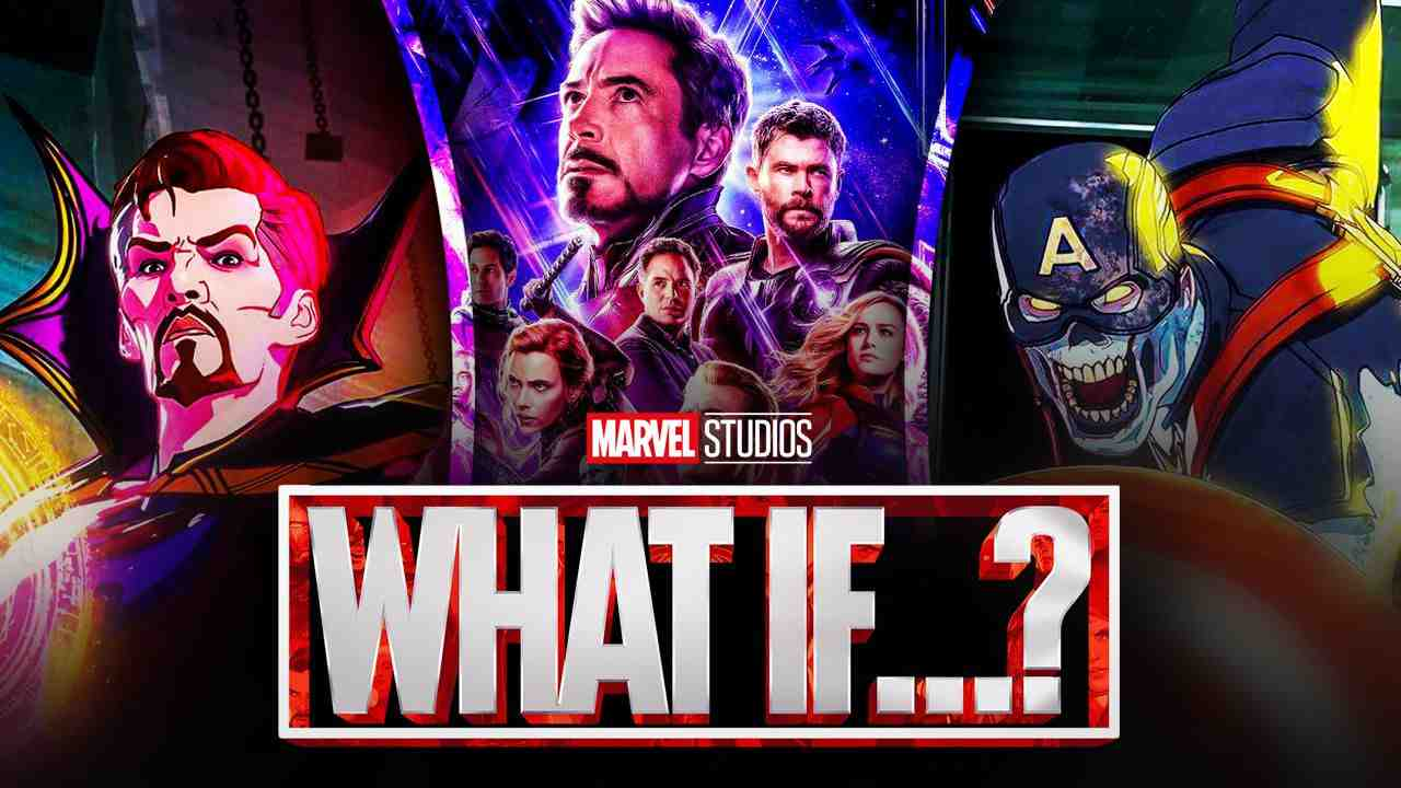 Avengers Endgame What If