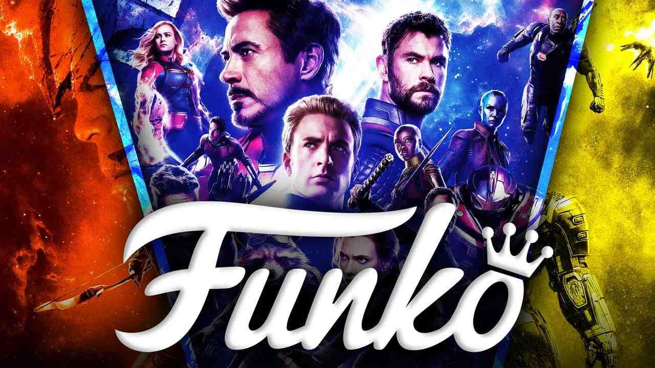 Avengers Endgame funko