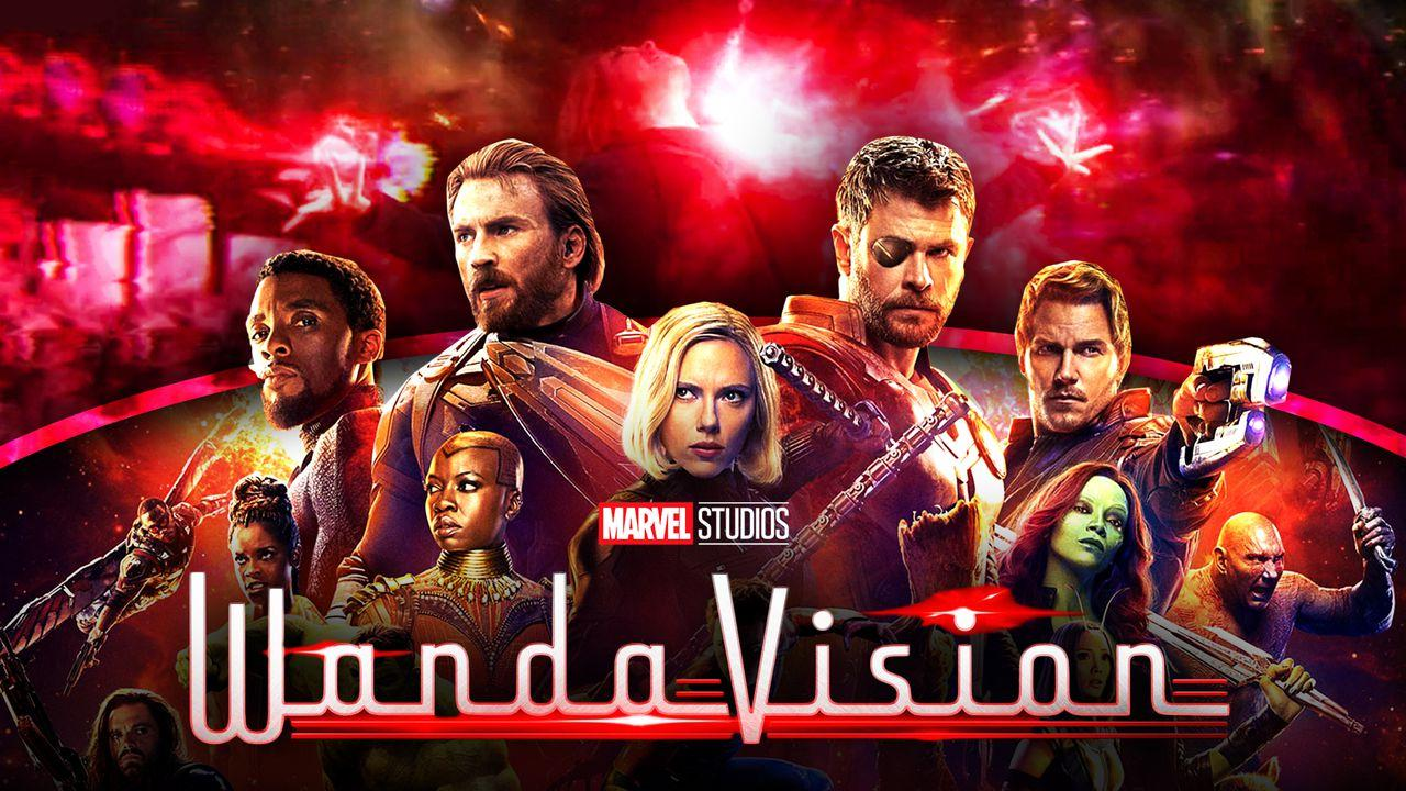 Avengers, Wanda Maximoff