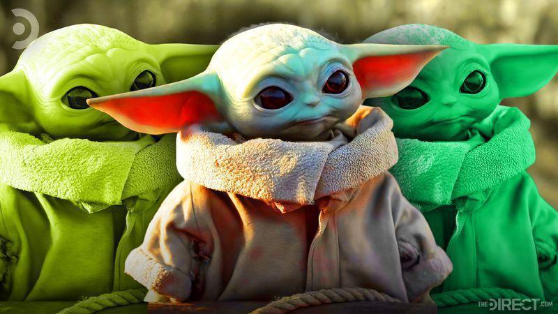 baby yoda and the mandalorian surpass darth vader as the most popular star wars character