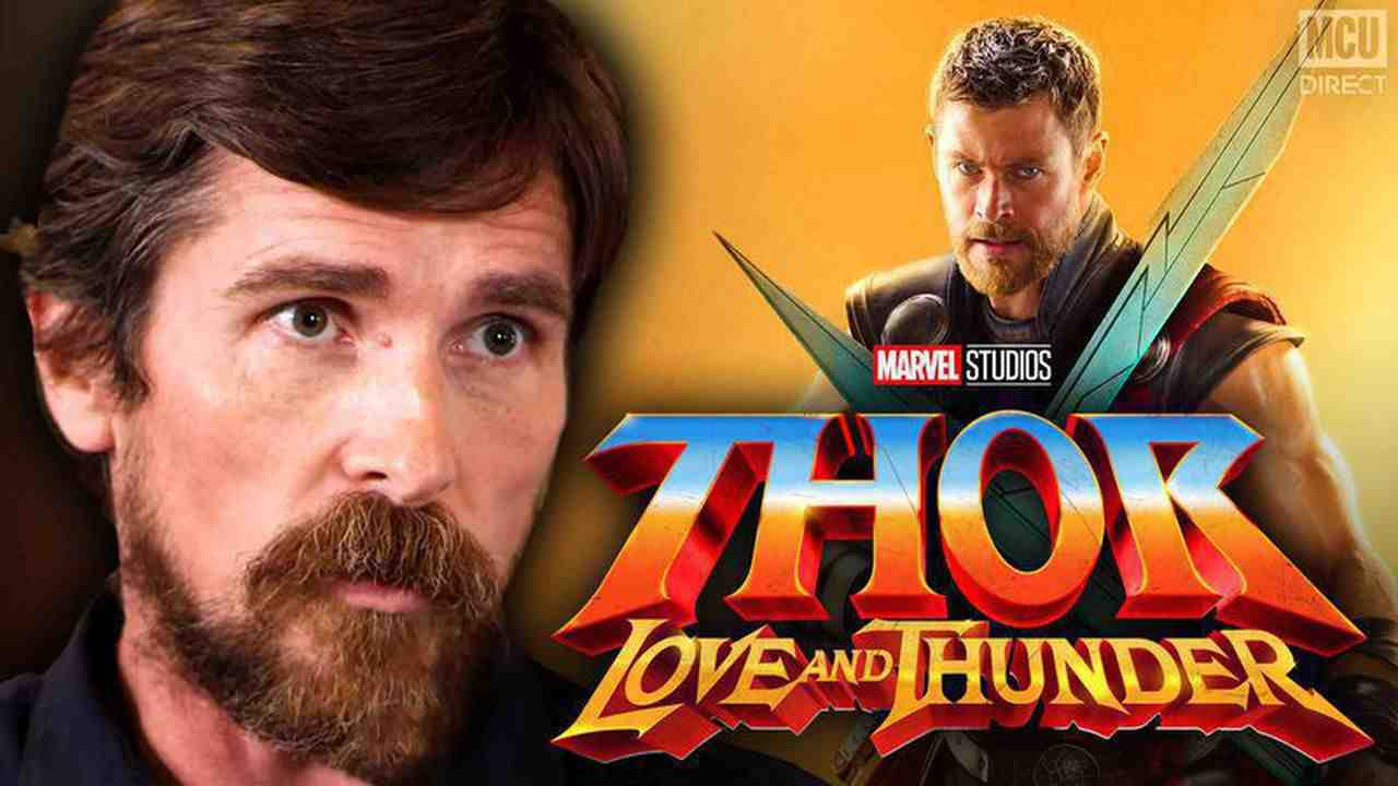 Christian Bale Is In Talks For Thor: Love And Thunder