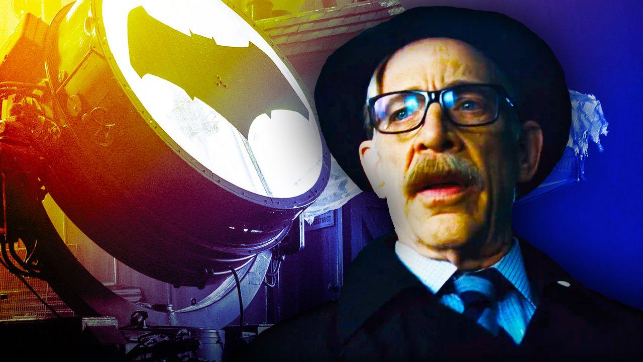 Bat Signal, Commissioner Gordon