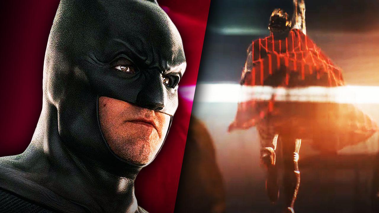 Batman, Superman, Justice League, hologram