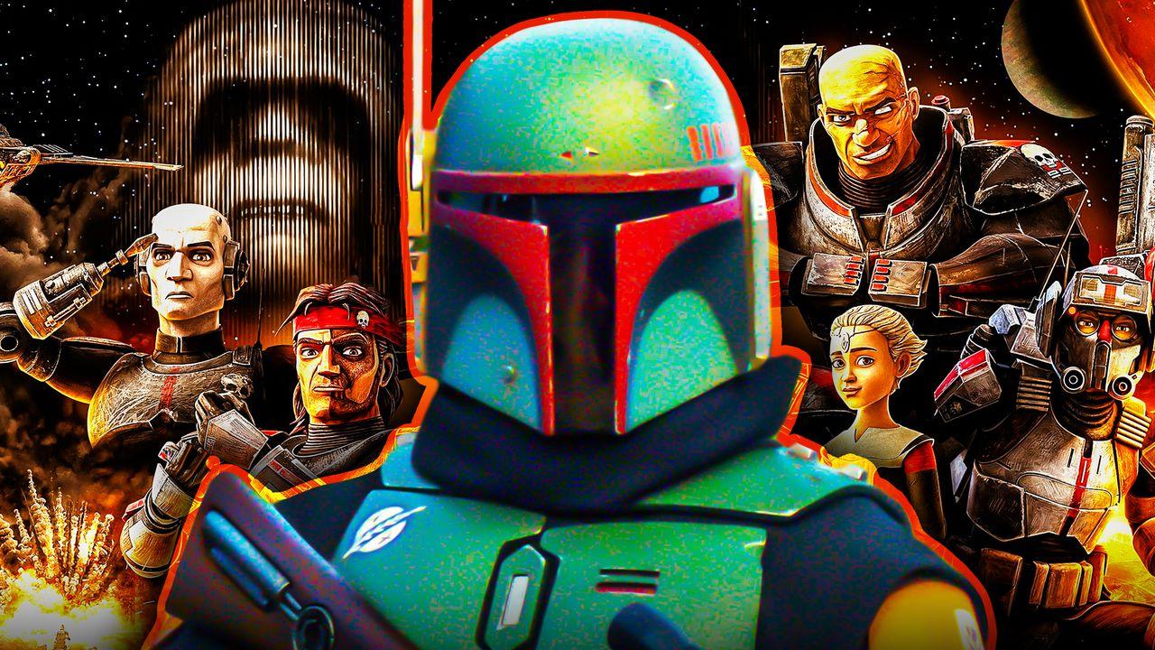 Boba Fett Star Wars Bad Batch