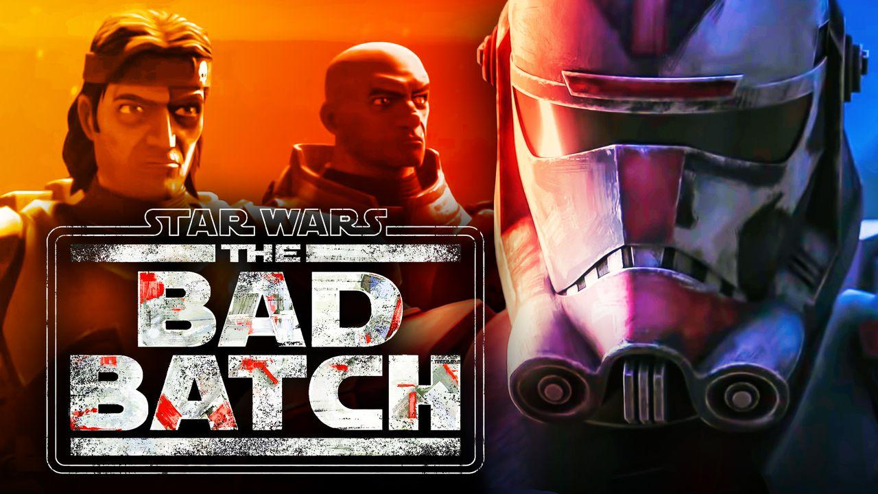 The Bad Batch logo, The Bad Batch, Star Wars