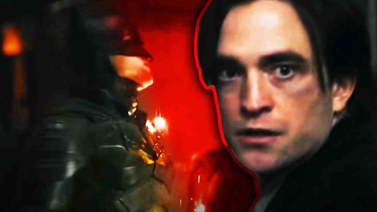 Robert Pattinson and The Batman