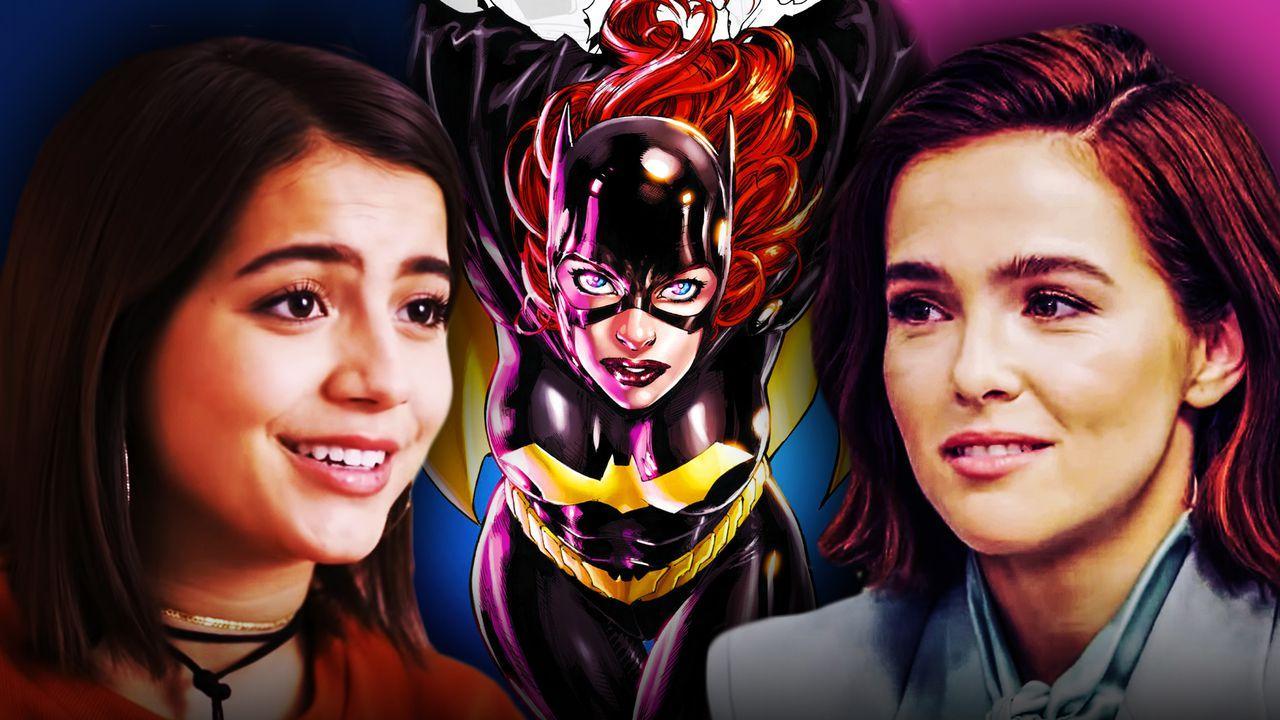 Batgirl: Isabela Merced Zoey Deutch
