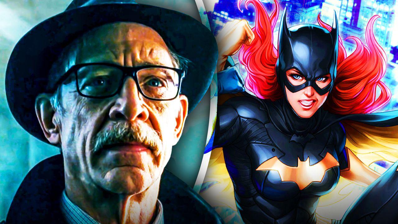 J.K. Simmons as Jim Gordon, Batgirl