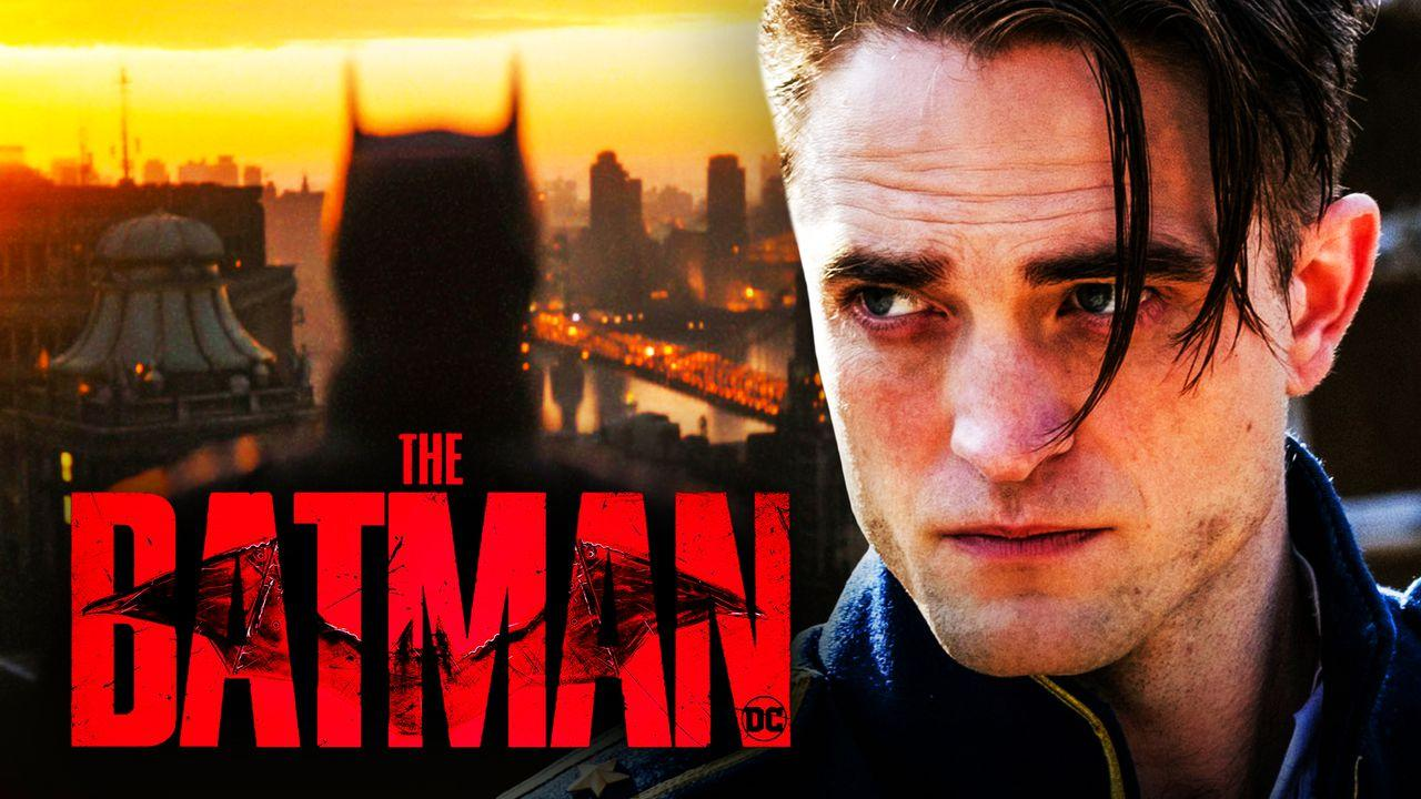 Batman, Gotham City, Robert Pattinson