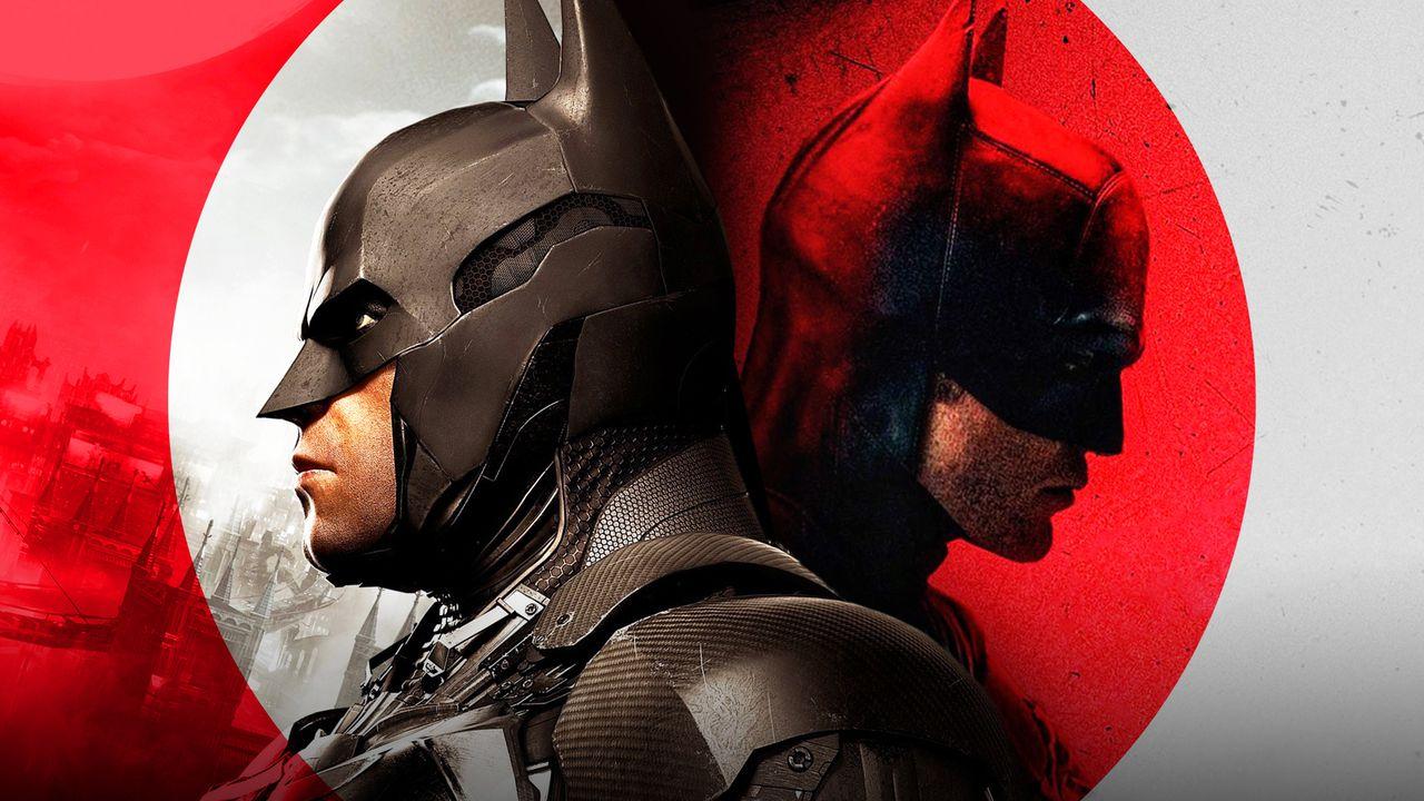 Batman Arkham Knight, Batman Robert Pattinson