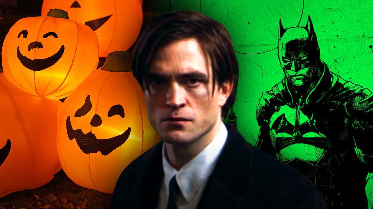 The Batman Halloween Set