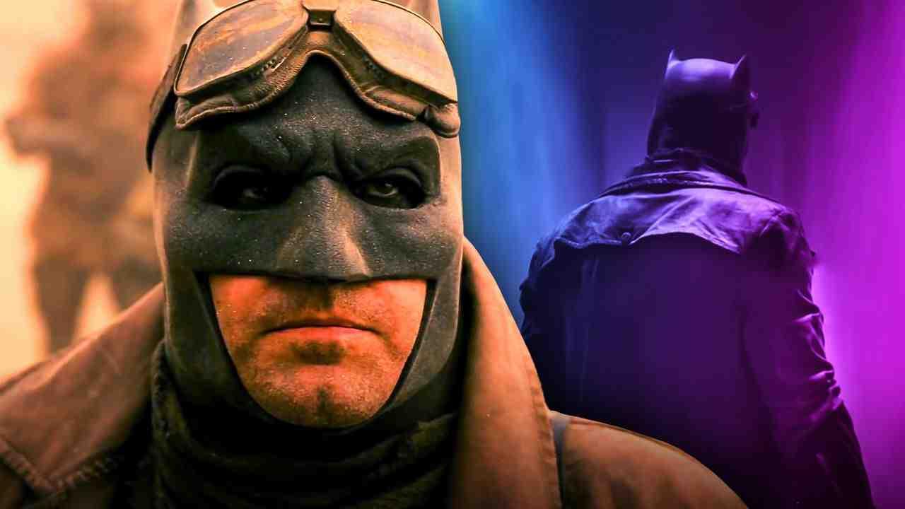 Knightmare Batman Justice League