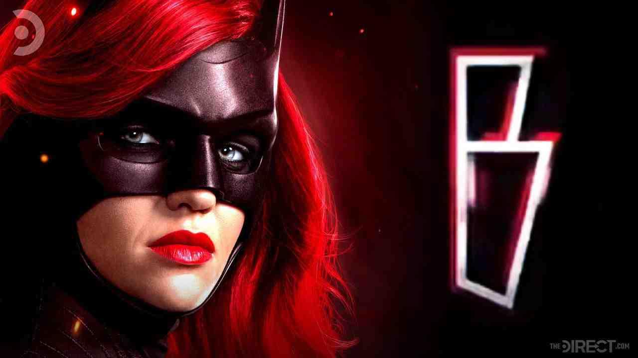 Batwoman and B logo