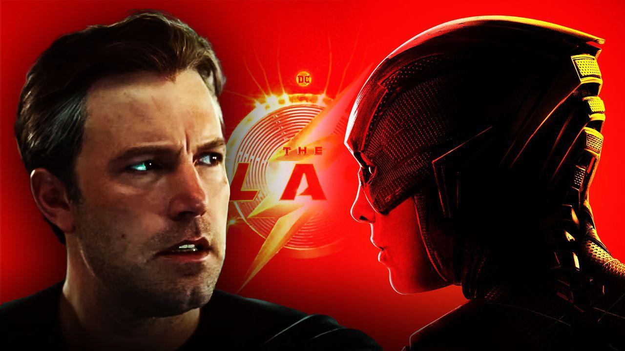 Ben Affleck, The Flash, Batman