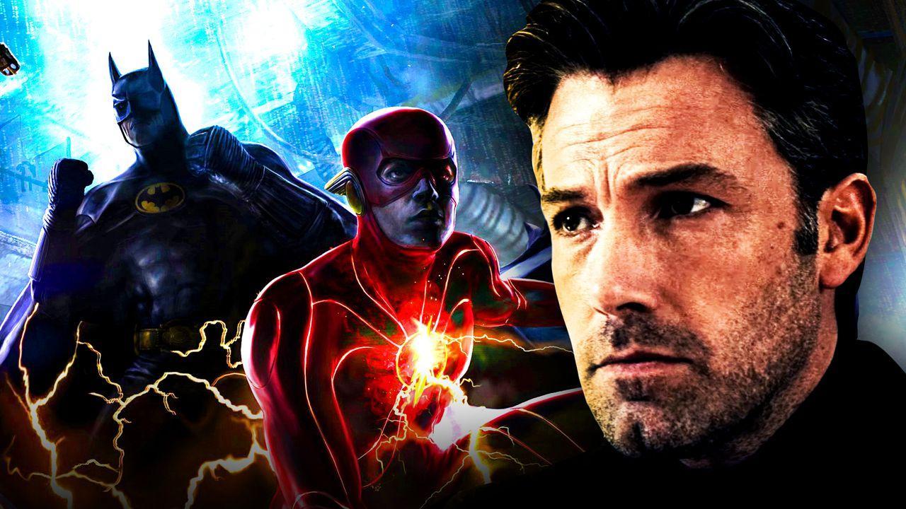 Ben Affleck Batman Flash Movie