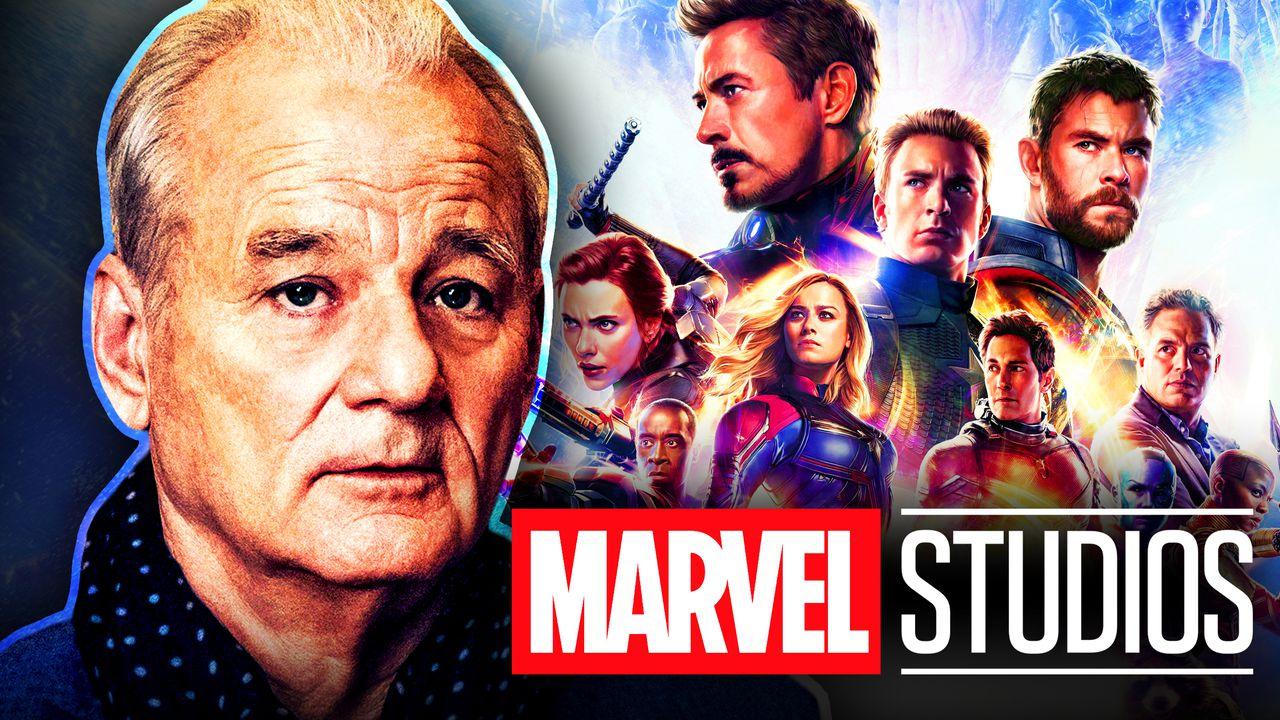 Bill Murray, Avengers, Marvel Studios