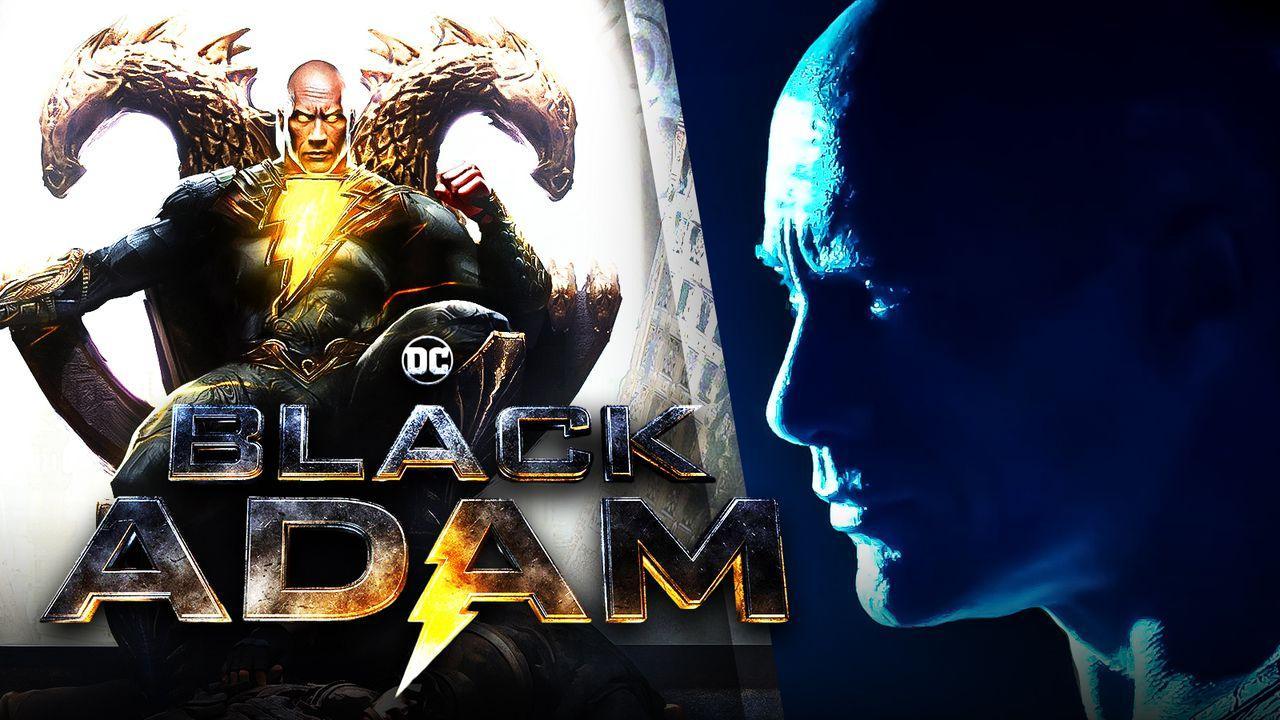 Black Adam, DCU, Dwayne Johnson