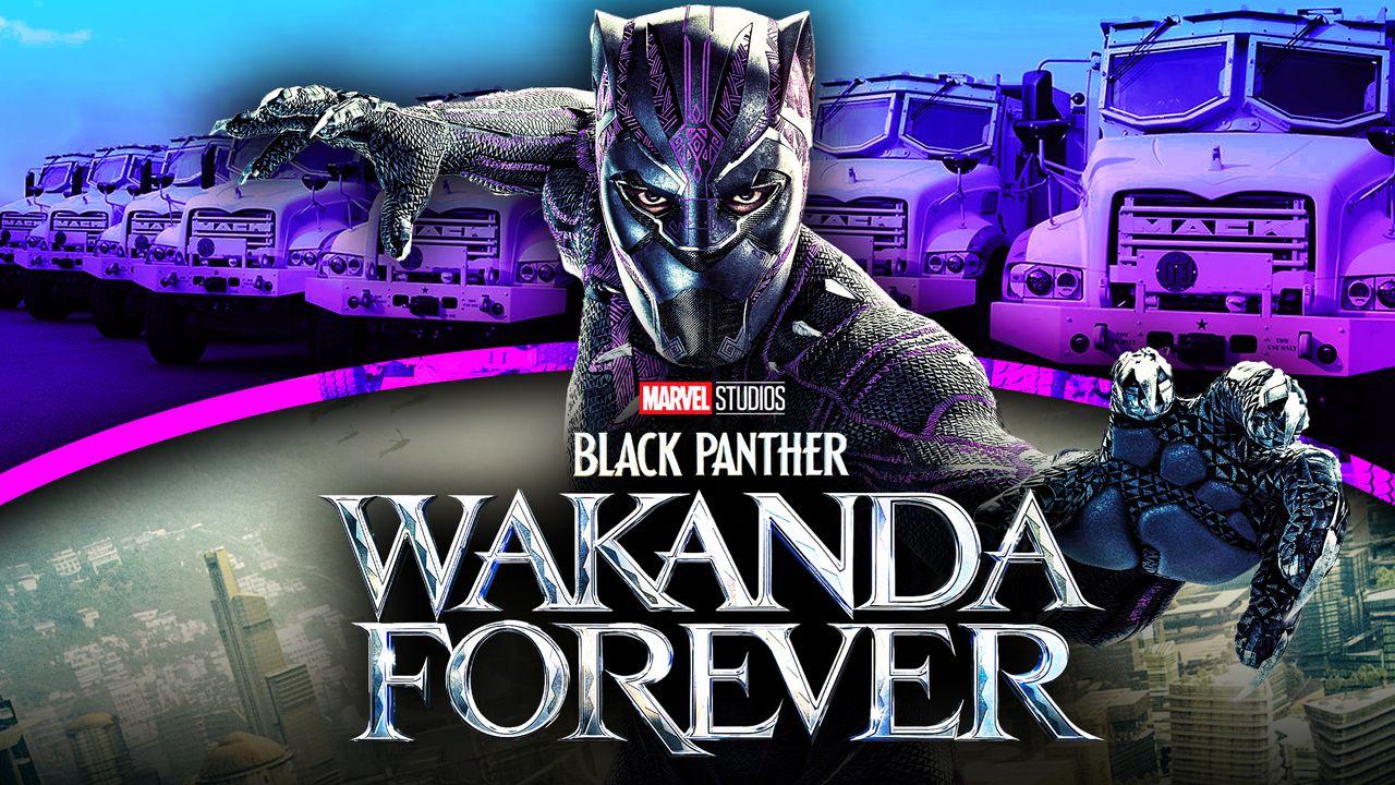 Black Panther, Wakanda Forever, Marvel Studios