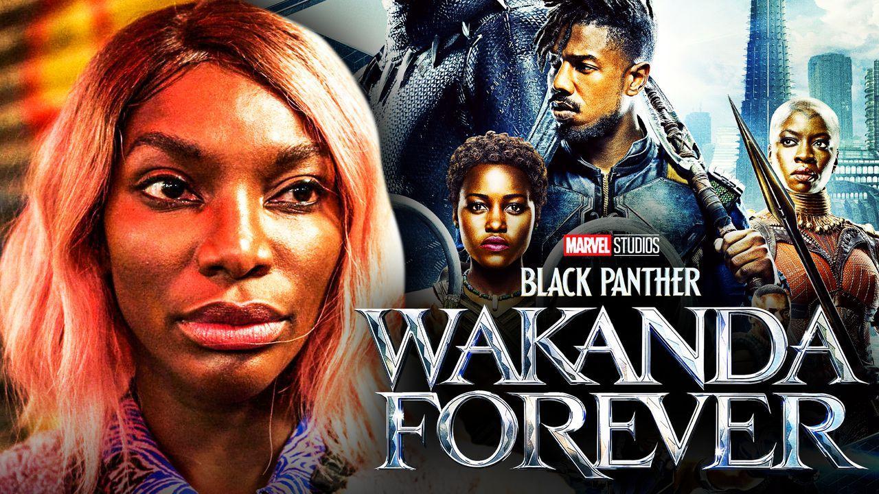 Black Panther 2 Michaela Coel