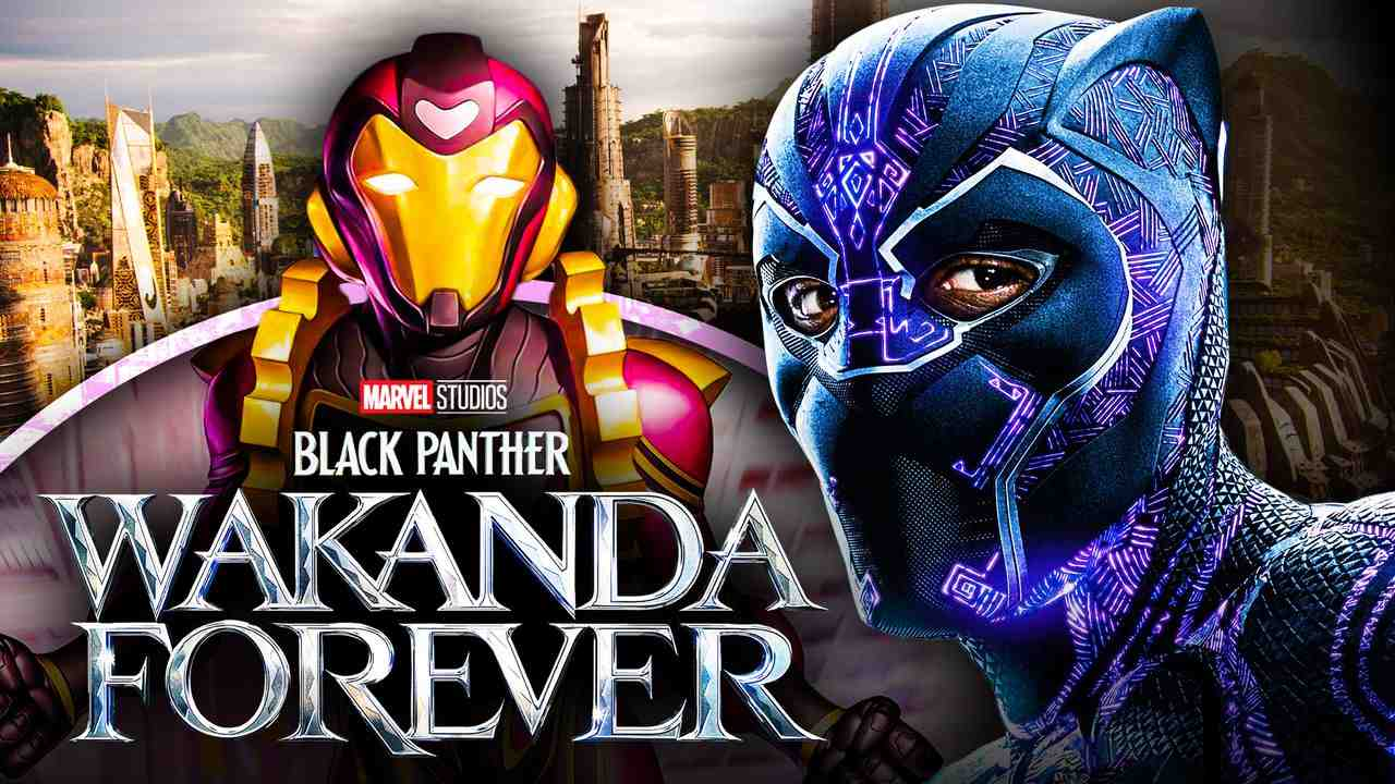 Ironheart, Black Panther, MCU, Wakanda Forever
