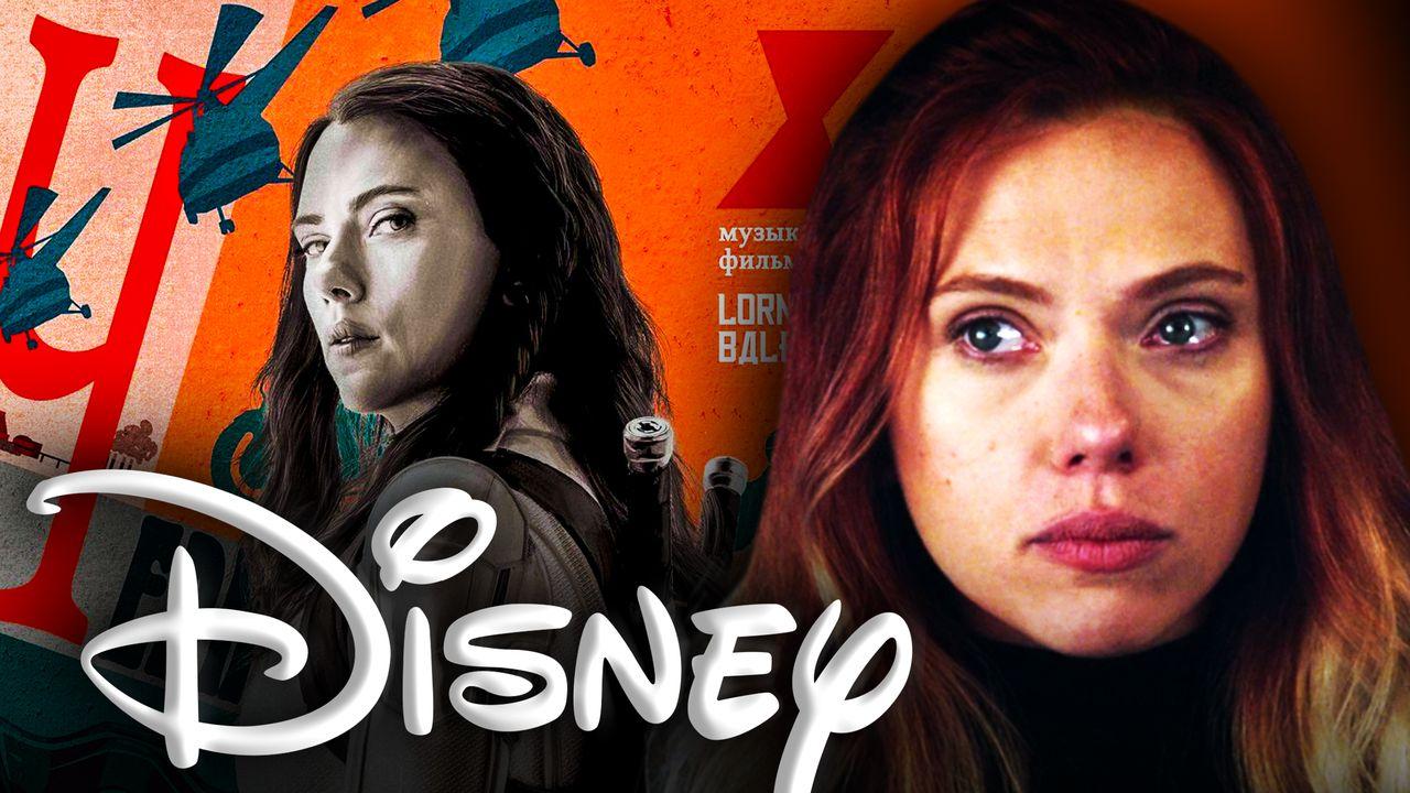 Black Widow, Marvel, MCU, Disney, Scarlett Johansson