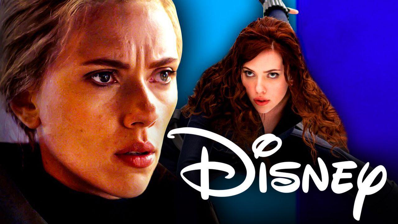 Black Widow, Scarlett Johansson, Disney