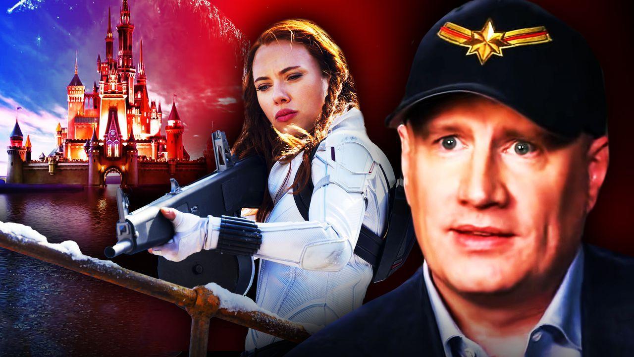 Black Widow Kevin Feige Scarlett Johansson Disney