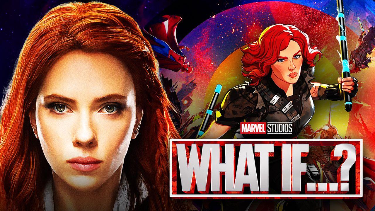 Black Widow, What If...?, Scarlett Johansson