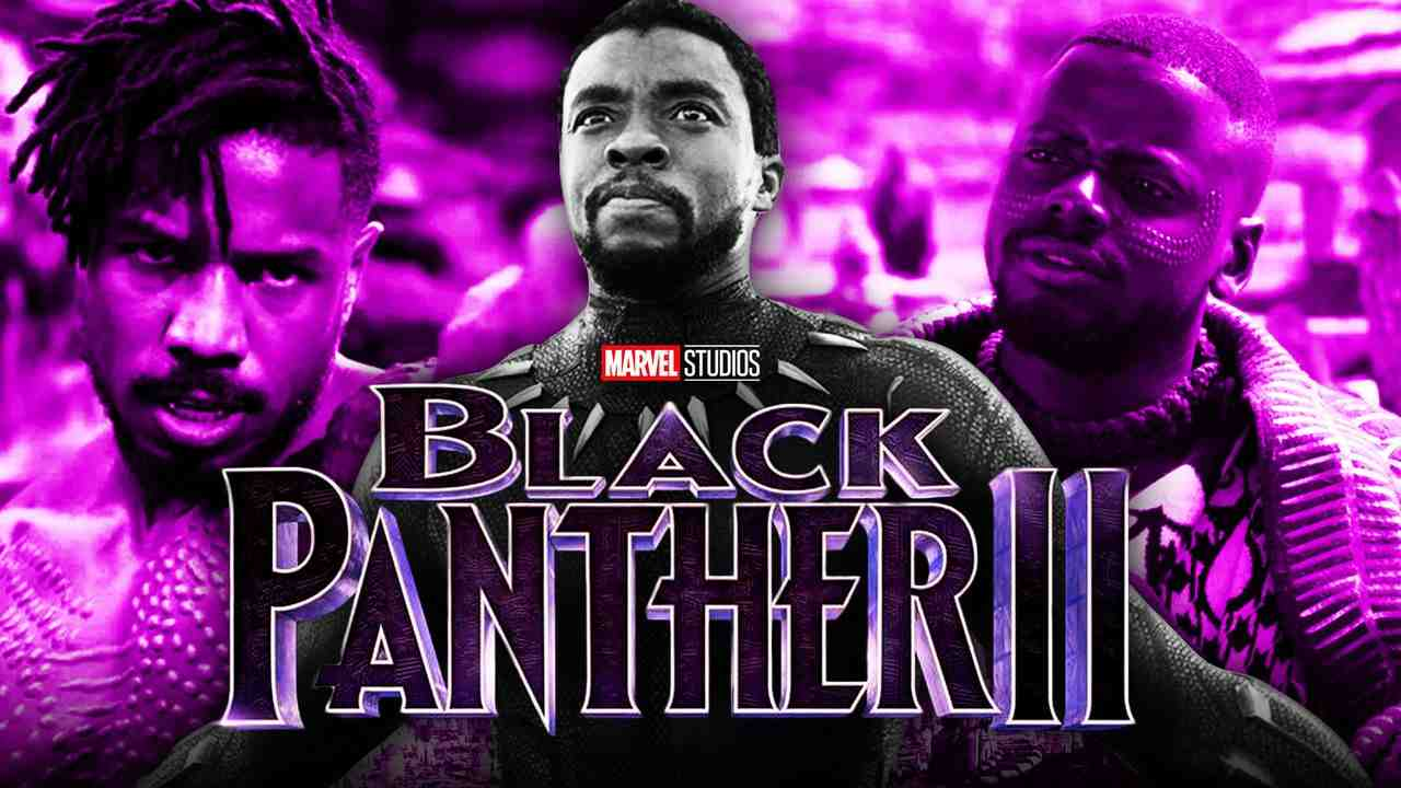 Black Panther 2 Characters