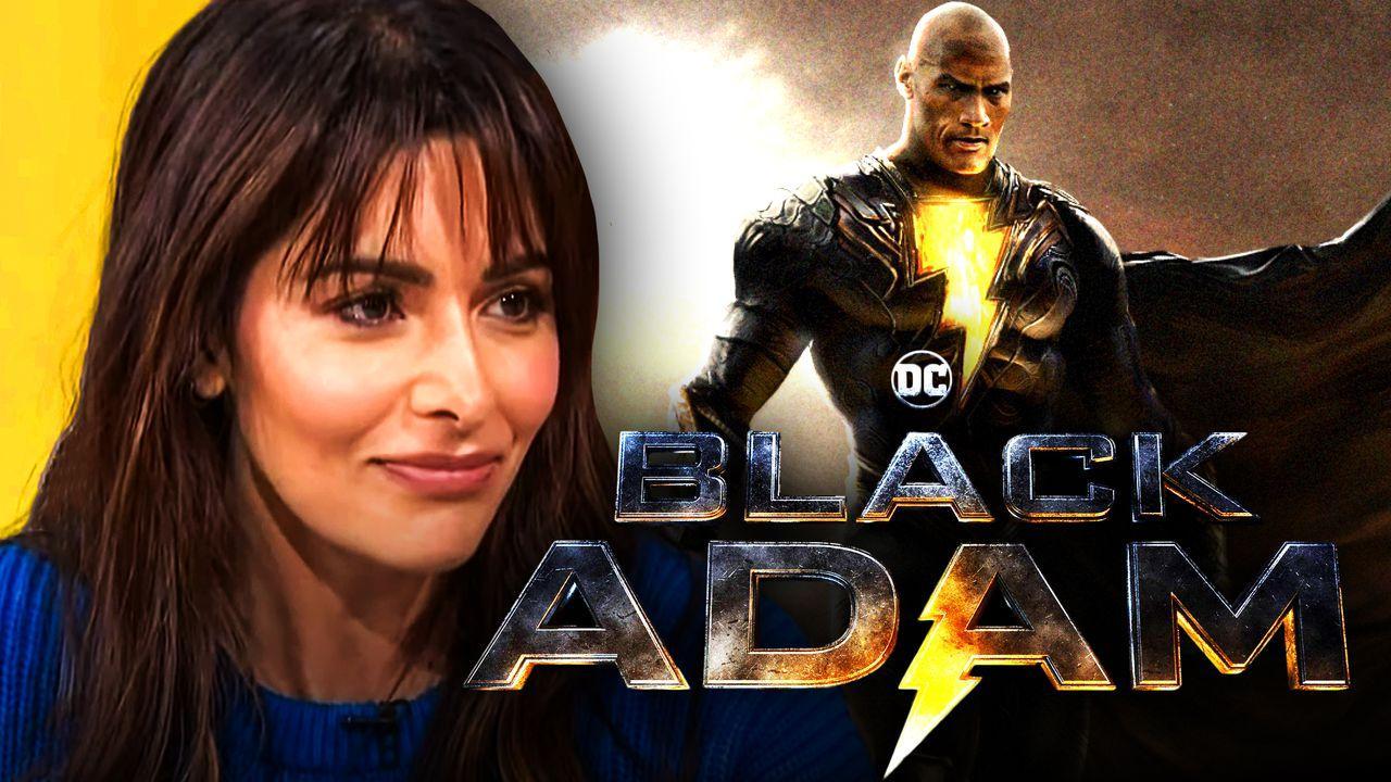 Sarah Shahi, Black Adam