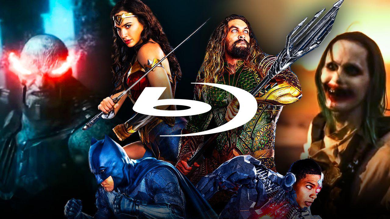Zack Snyder, Justice League, DCU