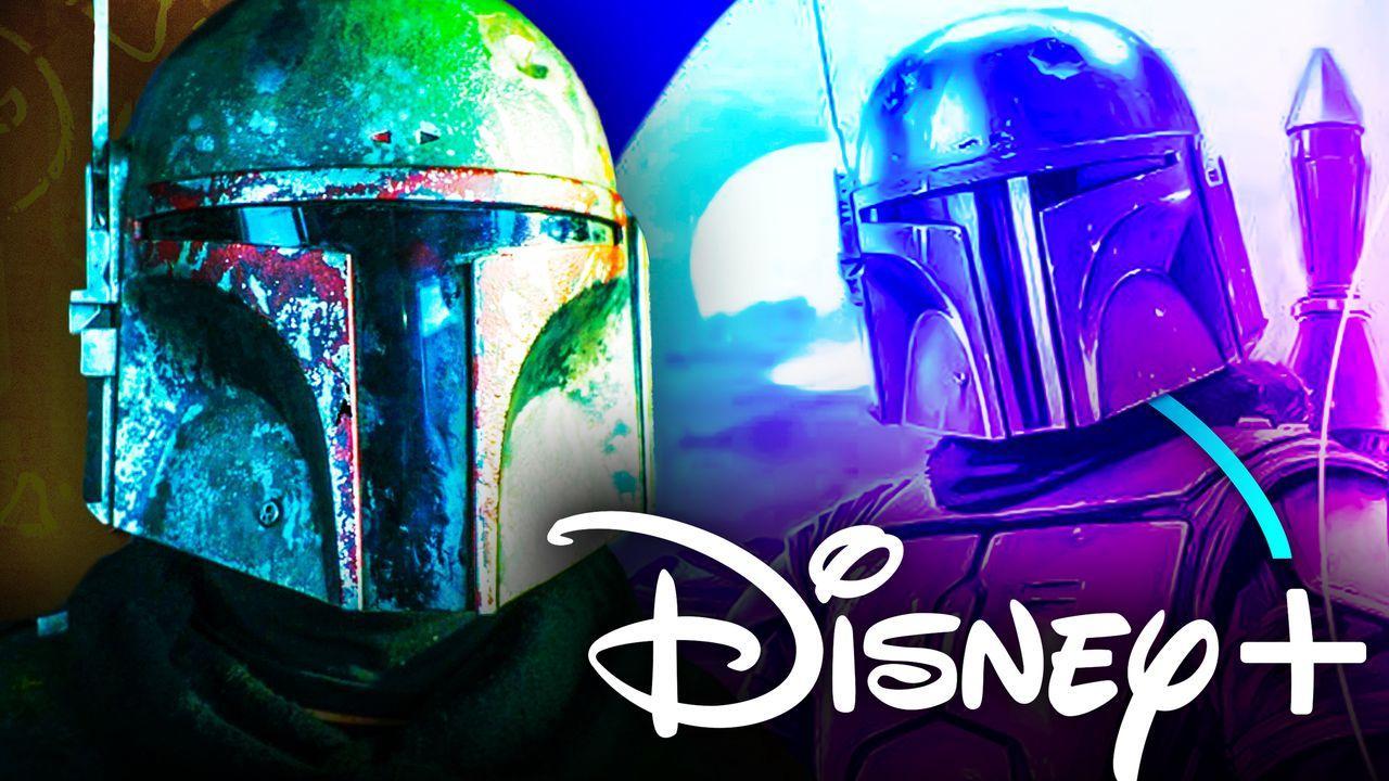 Boba Fett, Disney Plus