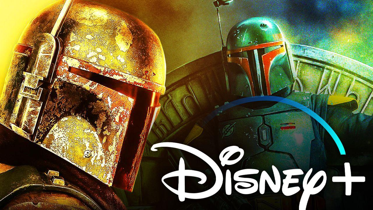 Star Wars, Boba Fett, Disney Plus