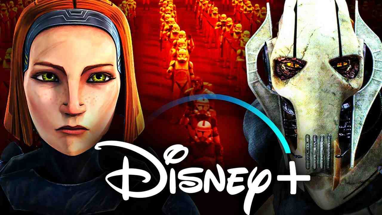 Bo Katan General Grievous Disney Plus Clones