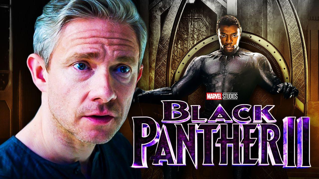 Martin Freeman Black Panther 2