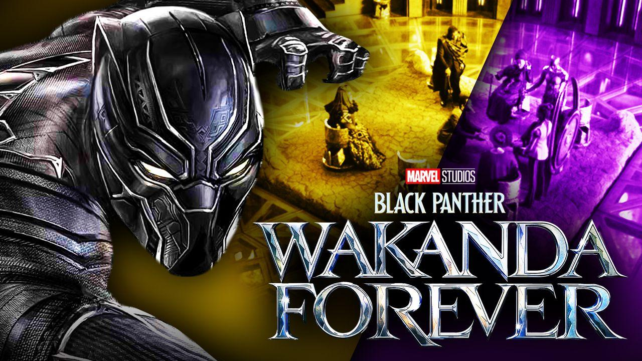 Black Panther Wakanda Forever Costume